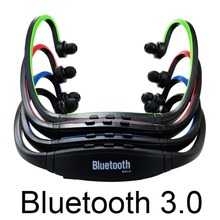 S9 Sport Wireless Bluetooth 3.0 Earphone Headphones Headset for iPhone 7/6/5/4 Galaxy S7/S5/S4 iOS/Android with Microphone
