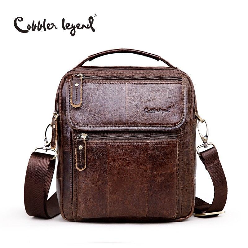 Cobbler Legend Γνήσια δερμάτινη τσάντα - Τσάντες - Φωτογραφία 2