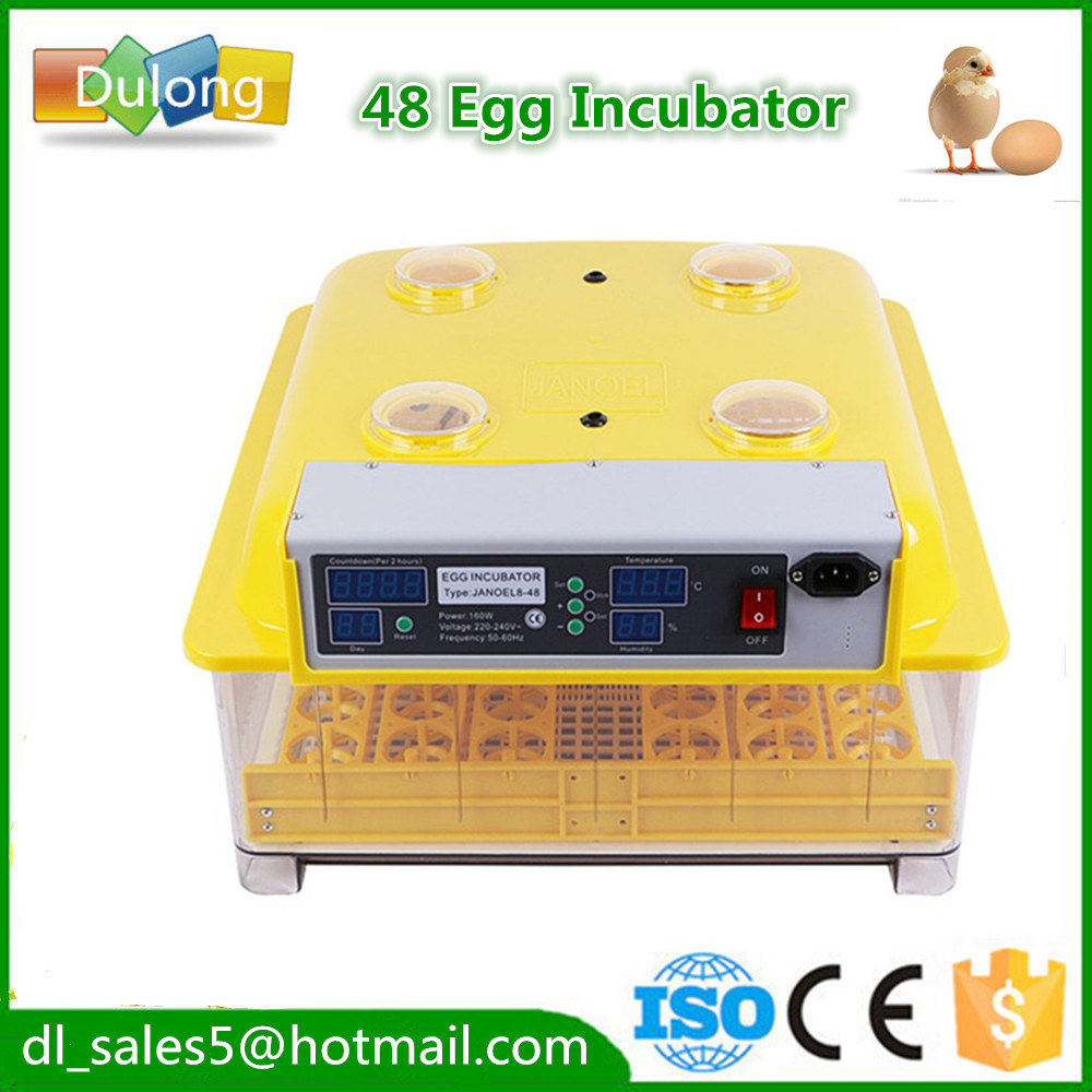 2016 top selling full automatic 48 mini chicken cheap egg incubator  high quality with high hatching rate high quality holding 60 chicken eggs manual jn2 60 mini egg incubator high hatching rate