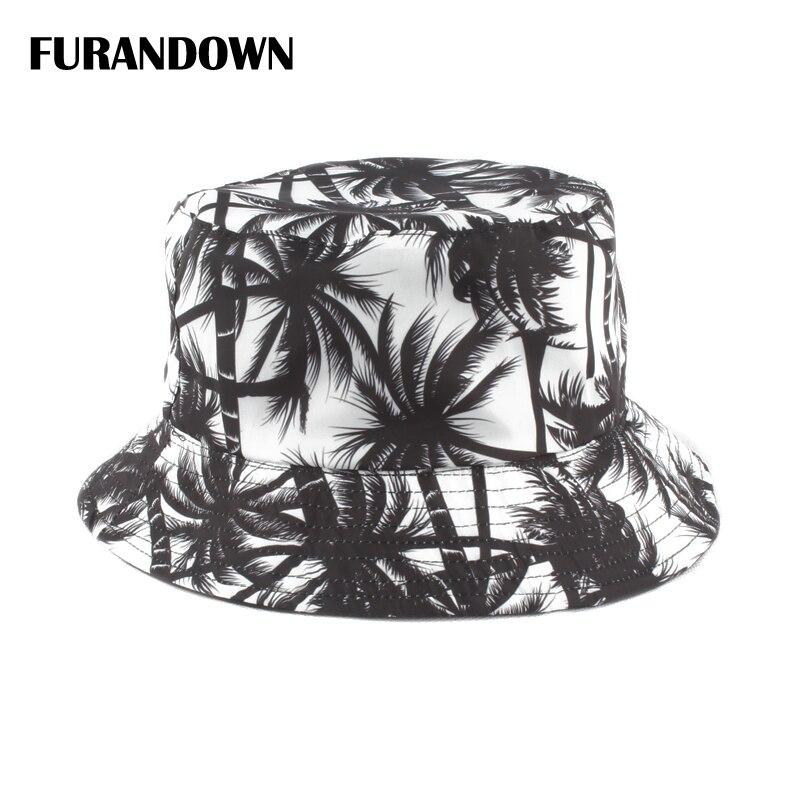 ⃝2018 nueva moda playa Sun Cap mujeres sombrero del cubo exterior ...