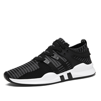Popular Style Brand Men Running Shoes Breathable Sneakers For Men Comefortable Sport Shoes Lace Up Athletic