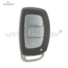 цена на Remtekey for Hyundai Elantra smart key 3 Buttons 433Mhz PCF7952 ID46 chip car remote key fob 2013 2014 2015 2016 2017