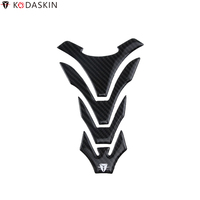 KODASKIN Tank Pad Stickers Protectors 3D Carbon Fiber fit for YAMAHA R1 R6 R3 MT09 MT07 MT03