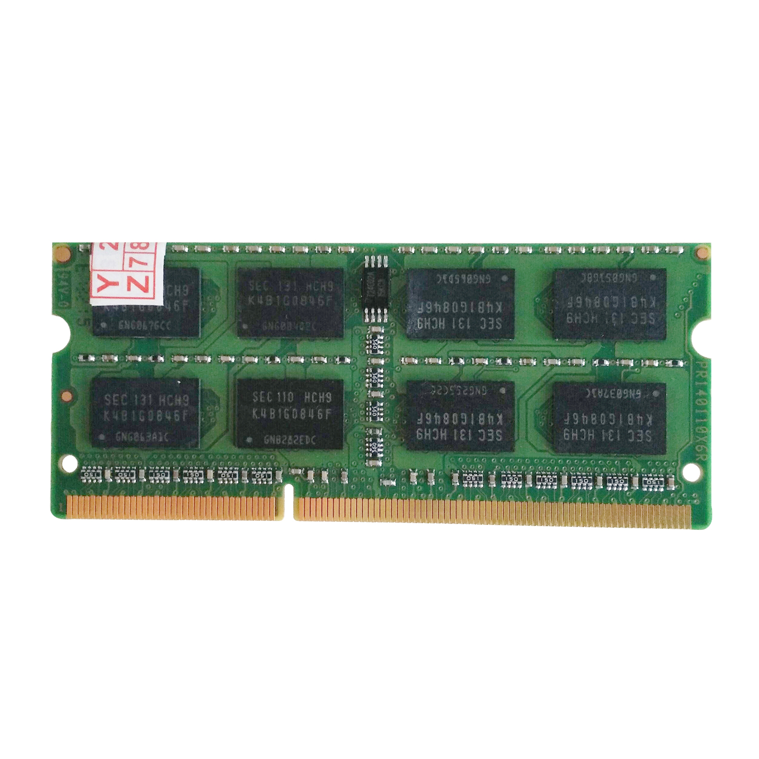 YOC 5psc/lot Additional memory 2GB PC3-12800 DDR3 1600MHZ Memory for notebook PC