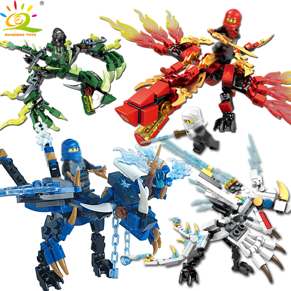 115pcs+ ninja dragon knight building blocks enlighten toy for children Compatible Legoing Ninjagoes DIY bricks for boy friends александр прозоров клятва темного лорда