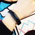 Relojes mujer Mulheres LED Digital Data Silicone Women Watch Ajustável Esportes De Borracha À Prova D' Água relogios femininos dames horloges