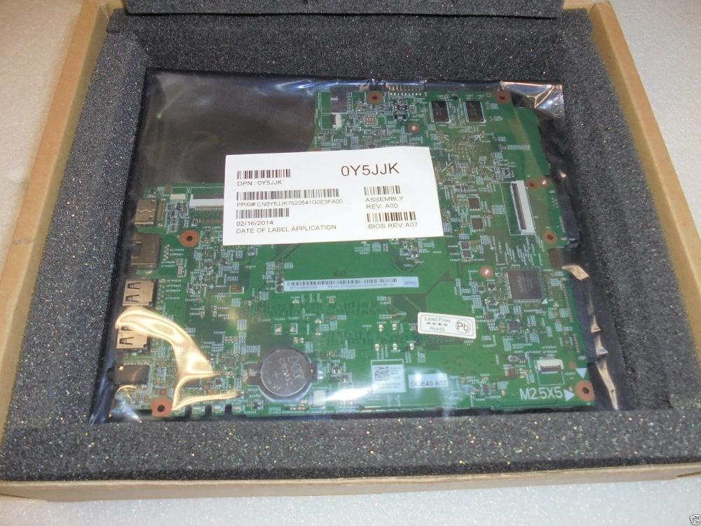 KEFU CN-0Y5JJK FIT FOR Dell Inspiron 3437 5437 Laptop Motherboard DOE40-HSW 12314-1 PWB:VF0MH REV:A00 2955U 720M/1G mainboard kefu cn 09p5mc 9p5mc for dell inspiron 5447 5442 5542 5547 laptop motherboard zavc0 la b012p rev 1 0 i3 4005u mainboard