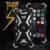6 s 7 o projeto original de metal shell de alumínio fresco metal thor ironman proteger shell tampa do telefone casos para iphone 7 se 5 5S 6 6 s além de