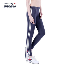 32e Brand Women s Elastic Pro Dry fast Knit Fitness Leggings Tight Sport Pants Athletics Leggings