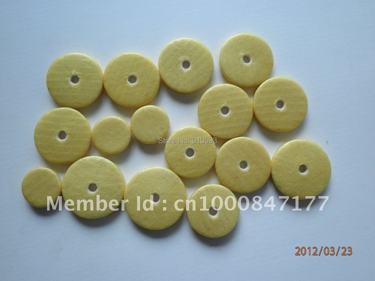 (3 Sets/Lot)  Single Skin Flute Pads In Flute Replacement