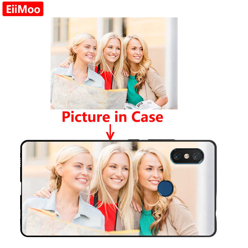 EiiMoo Nach Foto Telefon Fall Für Huawei Y6 Y5 Y7 Y9 S Prime 2018 Abdeckung Personalisierte Silizium Für Huawei Nova 5 4 3 ich E Pro 2019