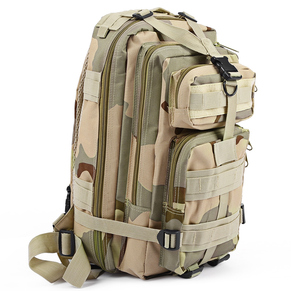 Férfi katonai hátizsák Sporttáskák Taktikai utazási hátizsák - Sporttáskák
