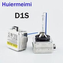 Huiermeimi 2 шт. автомобилей Ксеноновые лампочки 35 Вт 12 В D1S D1R D2S D2R D3S D4S D4R фар автомобиля ксеноновая лампа автомобильных фар