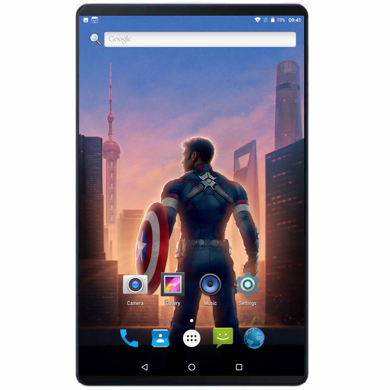 2019 New 4G Phablet 10 Inch Tablets Android 8.0 OS MTK Octa Core 4GB RAM 64GB ROM Dual Sim Cards WIFI GPS Tablet PC 10.1 + Gifts