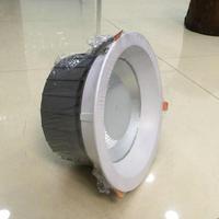 Round CREE LED COB downlight 40W 50W LED Spot light LED ceiling lamp AC110V 240V