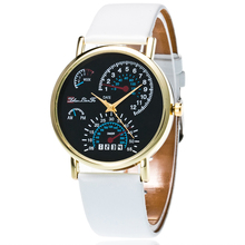 Fashion Lovers Watches Men Women Casual Leather Strap Quartz