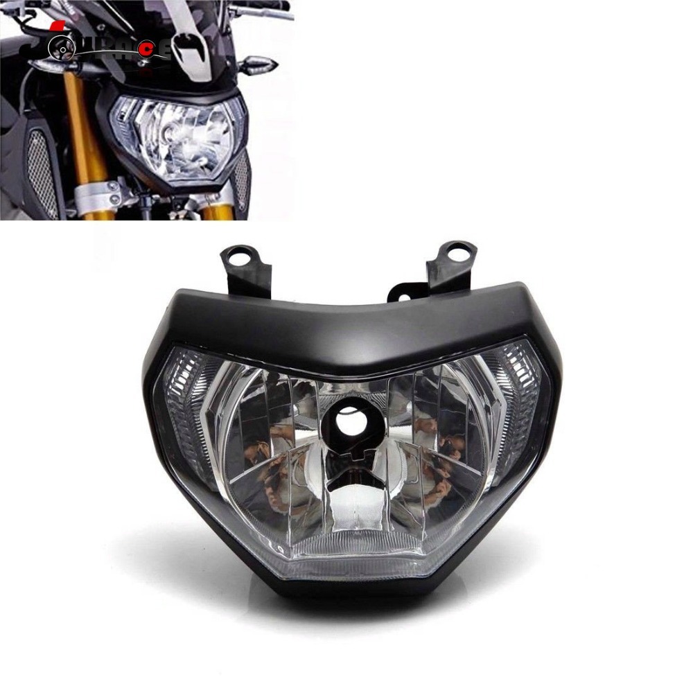 Headlight Front Head Light Headlamp Housing For Yamaha MT 09 FZ 09 MT-09 2014 2015 2016