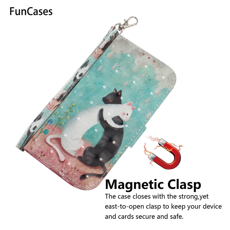 Spiegel 3D Buch Telefon Fall Für Xiaomi carcaso Redmi 6 Jeweled Flip Brieftasche Fall Buch sFor Fundas Xiaomi Redmi estuche 6 Hoesje