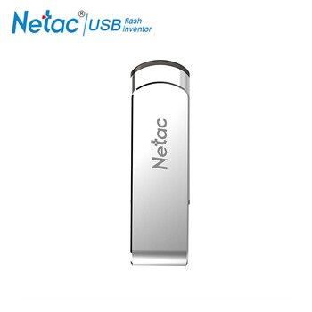 Netac U388 Sliver Usb Flash 3.0 Pendrive 16GB 32GB 64GB 128GB Gadget Memory Stick Cle Minion Looney Tunes Palmeiras Futebol 1
