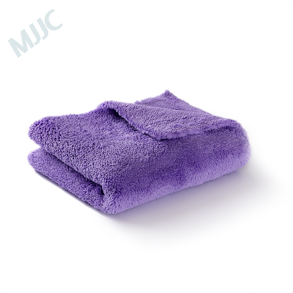 MJJC 40X60CM Edgeless Plush Microfiber Towel Ultra Absorbancy Car Wash Cloth Pad Microfiber Drying Towel Car Waxing Polishing mjjc 40 50cm super absorbent car wash car care cloth detailing towels 840gsm microfiber towel car cleaning drying cloth