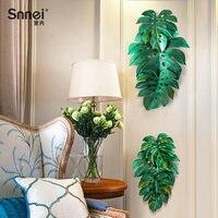 Amerikaanse country-stijl smeedijzeren wanddecoratie Creatieve interieur