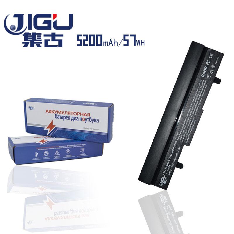 JIGU Laptop Battery For ASUS Eee PC 1001PX 1001PQ 1001PQD 1005HR 1005PE 1005PR 1005PEG 1005PXD 1005HAB 1101HGO 1001HA R105