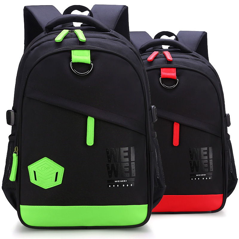 Children School Bags Orthopedic Backpack Schoolbags Kids Children Travel Backpack School Backpack Boys Girls Casual Rucksack