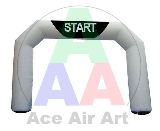 hot sale good quality inflatable start arch with START  on the top centre both sidehot sale good quality inflatable start arch with START  on the top centre both side