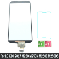100% Tested New Replacement Parts LCDs Display For LG K10 2017 M250 M250N M250E M250DS LCD Touch Screen Digitizer Assembly