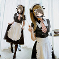 2015 New Anime Love Live Minami Kotori Cosplay Halloween Costume For Woman Autumn Winter Maid Japanese Anime Clothing ZQ021
