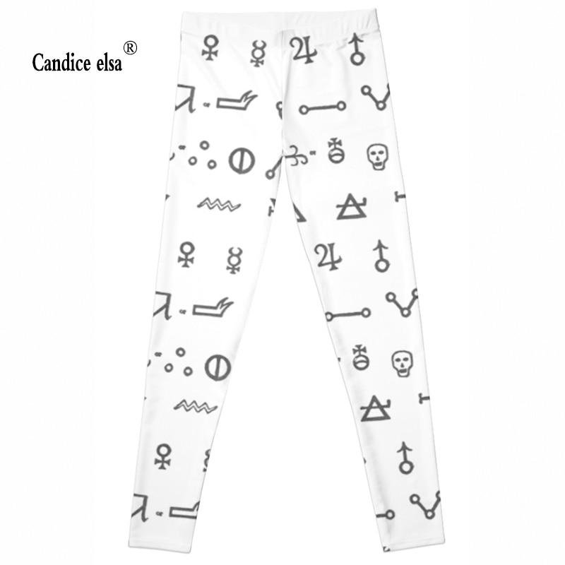 CANDICE ELSA leggings femmes entraînement femmes pantalons - Vêtements pour femmes - Photo 1