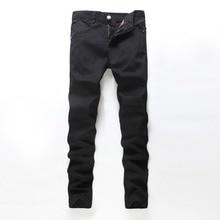 2016 new fashion locomotive jeans men hot nail jeans Men's casual Denim Jeans black skinny pencil Pants hiphop jeans