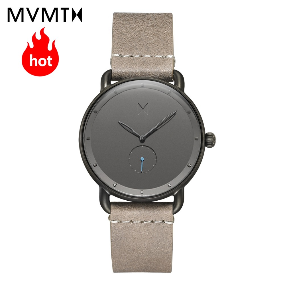 MVMT watch |  Official website Authorized Genuine Simple vintage fashion European and American fashion style men's male watch