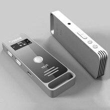 RUIZU X01 Esporte Mini MP3 Player Portátil de Música Digital Escondida áudio Gravador de Voz Pen 8 GB Ditafone Lecteur MP 3 Lettore MP3