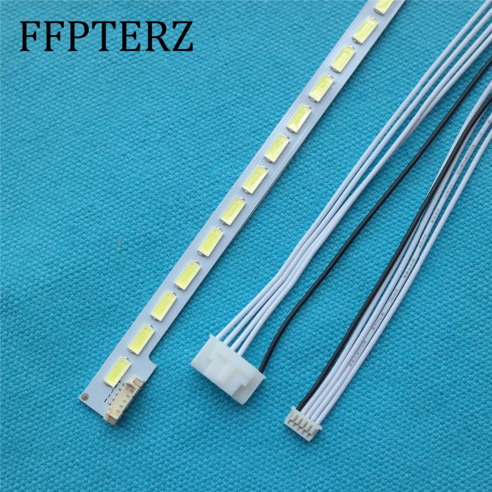 Industrial Computer & Accessories 5pcs570mm Led Backlight Lamp Strip 64leds For 46el300c 46hl150c 46-left Lj64-03495a Lta460hn05 46 Inch Tv Lcd Monitor High Light