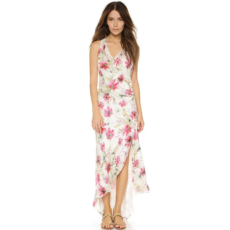 Женские платья летние макси