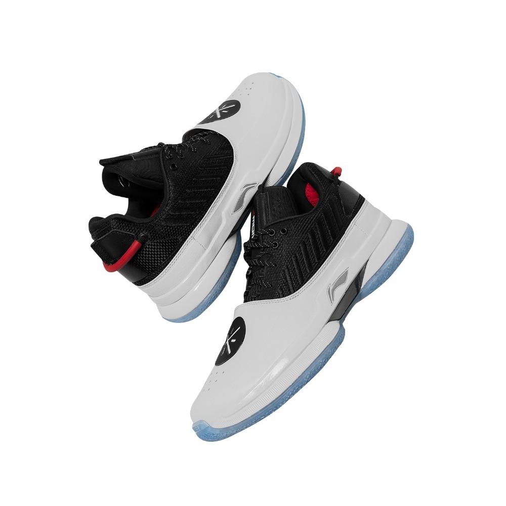 Li-ning hommes WOW 7 annonce chaussures de basket Wade wow7 doublure de coussin nuage wayofwade 7 chaussures de Sport baskets ABAN079 XYL212 - 3