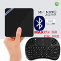 Bluetooth 4.0 Mini M8S II TV Box TV Android 6.0 Set top Box 4K Amlogic S905X 2.4GHz WiFi Max RAM 2GB ROM 16GB 64Bit AVC H.264