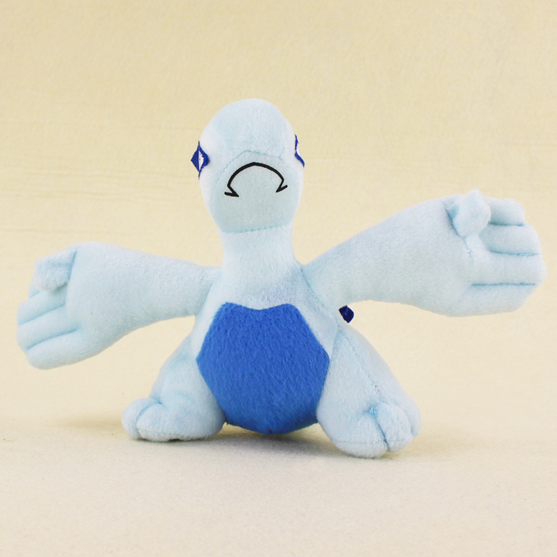 Hot Sale 5 14cm Japan Anime Plush Toys Cute Lugia Plush Doll Action Figures Kids Toys