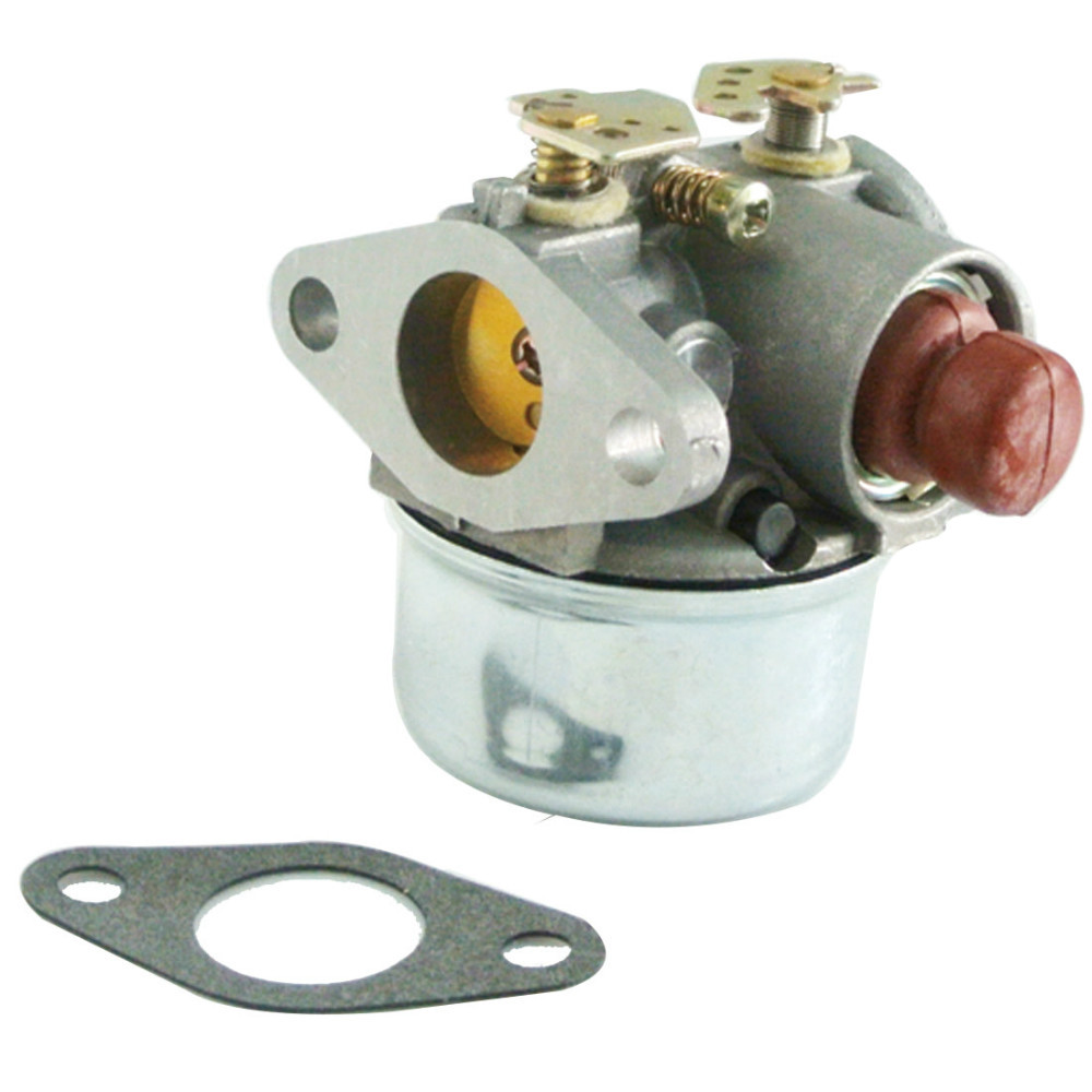 Replacement carburetor & Gasket fits for Tecumseh 640278A, some LEV115, LEV120 ...