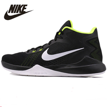 6d6cbf1a6e2 NIKE Original New Arrival Mens Basketball Shoes Breathable ZOOM EVIDENCE  Motion Basketball Shoe For Man