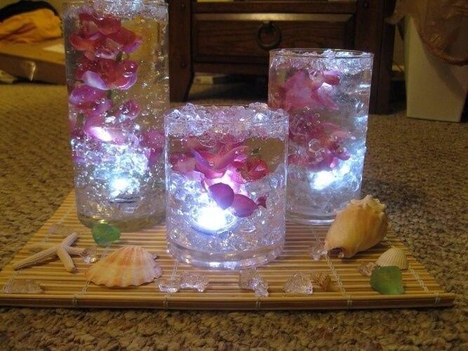 10PCS Super lyse 3smd te lys nedsenkbar ledet lys vanntett Bryllup / - Ferie belysning - Bilde 6