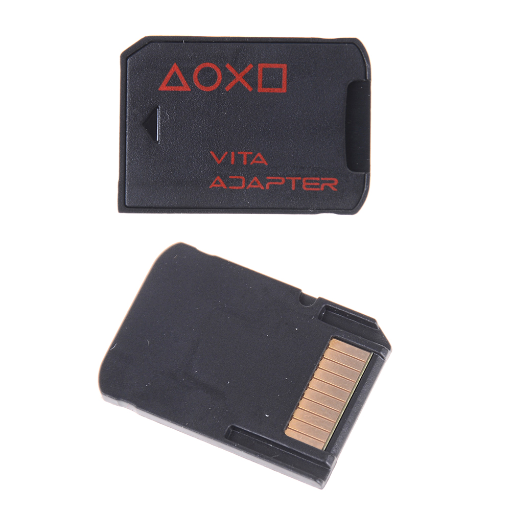 One Piece Connector <font><b>V3.0</b></font> For PSVita Game Card To Micro SD/TF Card Adapter <font><b>SD2Vita</b></font> For PS Vita 1000 2000 <font><b>V3.0</b></font> image