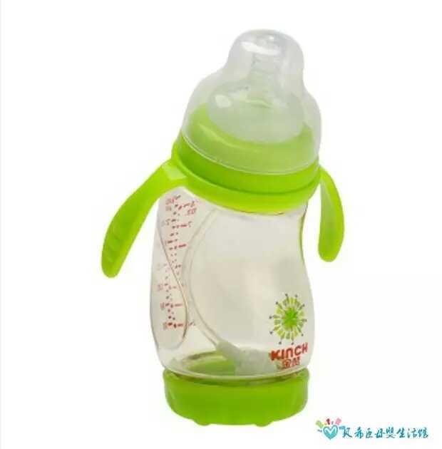 Copos Colher Anti-Flatulência Garrafa Bpa Livre Bebê Único Carregado de Fluxo Médio Sólida Em Forma de Cabaça-Garrafas de Garrafa de Bebê Crianças de água