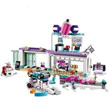 New 462pcs Girl Princess Friends Creative Shop Set Compatible 41351 Building Block Brick For Toys Christmas