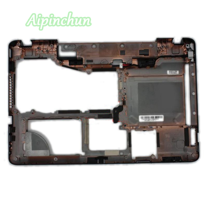 Aipinchun Original LCD Boton Cover <font><b>Case</b></font> For <font><b>Lenovo</b></font> Ideapad Y560A Y560P <font><b>Y560</b></font> D Shell Base Bottom Cover Lower <font><b>Case</b></font> image
