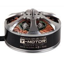 T-motor Navigator Serie 4-8 S MN5212 KV340 24N22P para Quad Hexa Octa Multicopter de
