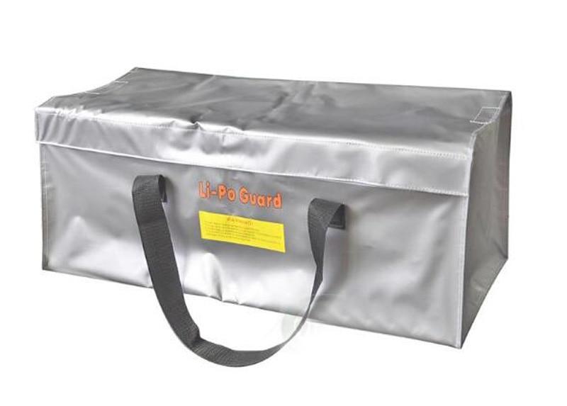где купить Over Size RC Model Lipo Battery Safe Bag 64*25*25cm Batteries Storage Protective Lipo Guard Multi-purpose Explosion-proof Box по лучшей цене