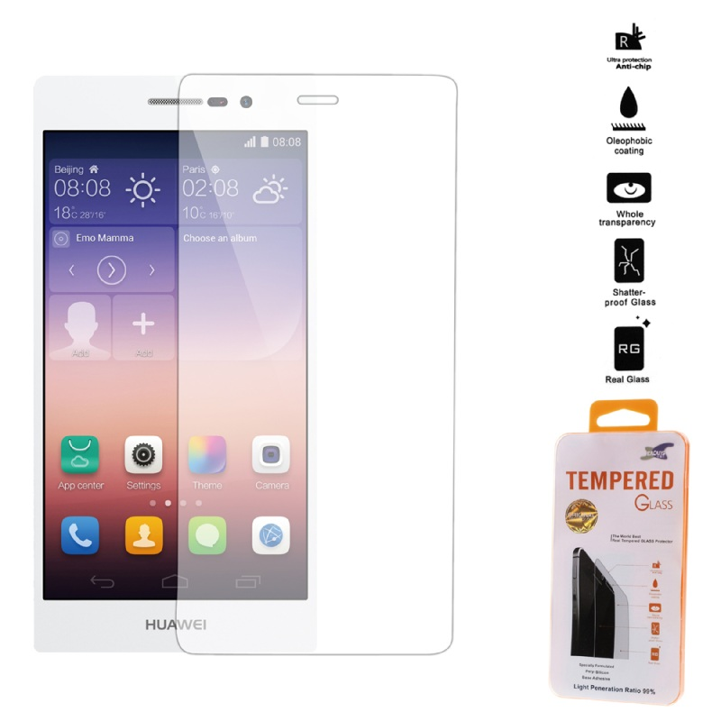 For Huawei P9 <font><b>Tempered</b></font> <font><b>Glass</b></font> 0.26mm 3D <font><b>Curved</b></font> <font><b>Tempered</b></font> <font><b>Glass</b></font> <font><b>Screen</b></font> <font><b>Film</b></font> <font><b>Full</b></font> Coverage for Huawei P9 - 5.2 inch