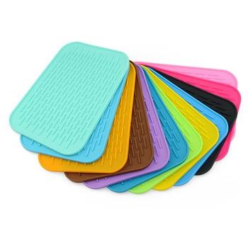 1 Pc Heat Resistant Non-Slip Can Opener Lid Mat